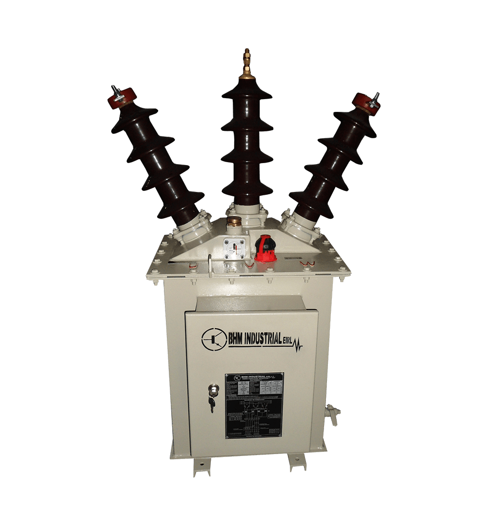 Transformador integrado de  medida TMEA22
