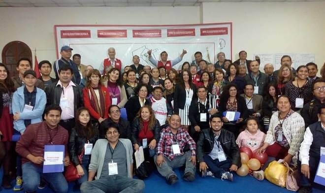 Junín: Colegio de Ingenieros participa activamente en implementación del referendum